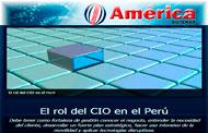 El Rol del CIO en el Perú