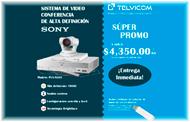 Sistema de video conferencia HD