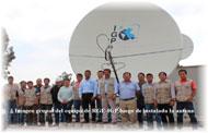 Instalaron Sistema de Detección Sísmica Satelital