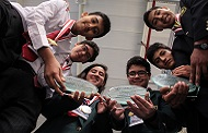 Ciencias Eureka 2016 premió a escolares