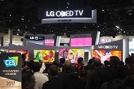 LG recibe reconocimientos por el CES 2017