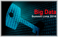 Big Data Summit 2016 en Lima