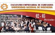 EEE: Encuentro empresarial de egresados