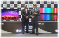 LG presenta nueva línea de televisores
