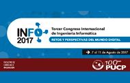 III Congreso TIC de la PUCP se prepara con expositores Internacionales