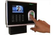 Sistema biométrico de huellas dactilares