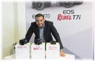 Canon presenta nuevas cámaras EOS