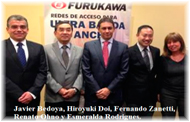 Furukawa Kick Off Connections 2017 en Colombia