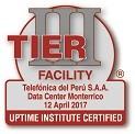 Data Center de Telefónica ya es Tier III
