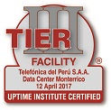 Data Center de Telefónica ya es Tier III