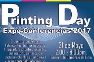 """""""PRINTING DAY 2017"""" Nuevo Impulso para el Mercado de la Impresión Peruano"""