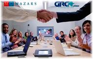 Acuerdo de colaboración Mazars / GRC Latam