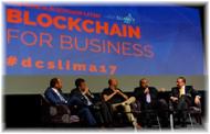 Evento de Blockchain en Lima