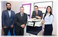 Xerox hace historia: Lanzamiento mundial de productos