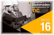 Maestrías y Diplomados TI