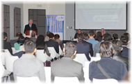 """Congreso de """"Transformación digital"""" organizado en el PUCP se desarrolló con gran éxito"""