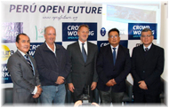 Convocatoria nacional: Perú Open Future