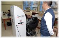 Argentina interesada en el voto electrónico de la ONPE