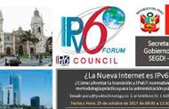 Gran evento sobre IPv6