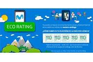 Lanzan Eco Rating de Movistar