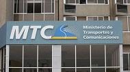 Comunicaciones del MTC acéfalo