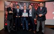 F5 Networks eligió a Grupo Electrodata como Partner del año FY17