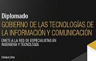 Diplomado de Gobierno en Tecnologías de Información