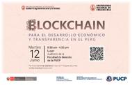 Evento de Blockchain en Perú