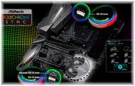 ASRock exhibe las MotherboardsAMD X470