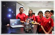 Subcampeones mundiales en Robótica
