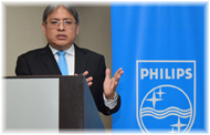 We are back: Philips