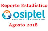 Estadísticas de Osiptel: Portabilidad