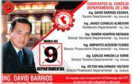 Nueva lista en elecciones CIP