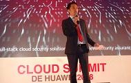 Cloud Summit de Huawei 2018