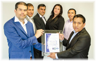 TCI: Certificado con el ISO/IEC 27001