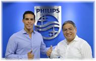 Mauricio Fiol nuevo embajador de televisores Philips y AOC
