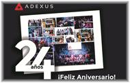 Adexus celebra un nuevo aniversario
