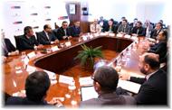 La Mesa Ejecutiva de Innovación invitará a Peluchín y a Magaly la Firme