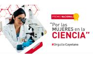 Mujeres peruanas científicas son finalistas