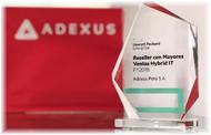 Adexus Perú reconocido por HPE