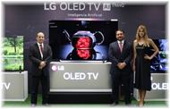 LG presenta TV´s con IA