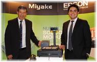 Epson moderniza las cajas registradoras