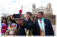 Provincia ayacuchana interconectada