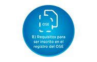 Certicom presenta solicitud de registro como OSE