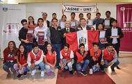 Alumnos UNI y UNMSM ganan premios mundiales y Pueblo Libre lo reconoce