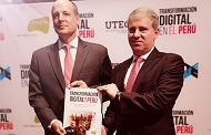 """Presentan libro sobre """"Transformación Digital en Peru´"""""""