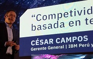 Innovation Summit 2019 de IBM del Perú