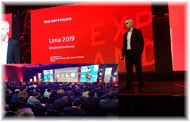 Segunda edición del Red Hat Forum Lima