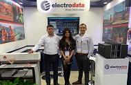 Grupo Electrodata presente en Perumin 2019