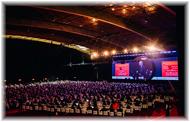 Gran evento de WOBI en Lima